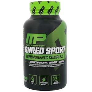 Musclepharm Shred Sport 60 caps