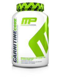 MusclePharm Carnitine Core Caps