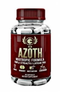 Azoth Nootropic Formula 45 caps