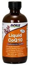 Now CoQ10 Liquid 118 ml