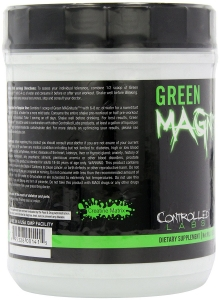 Controlled Labs Green Magnitude 10 serv