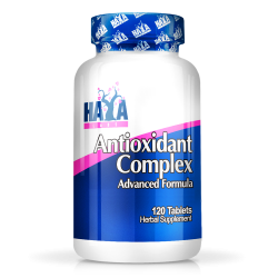 Haya Labs Antioxidant Complex Advanced Formula 120 tab