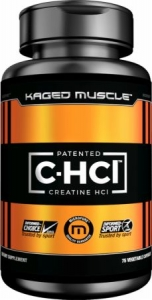 Kaged Creatine HCI 75 vcaps