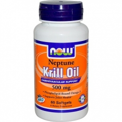 Now Krill Oil Neptune 60softgel