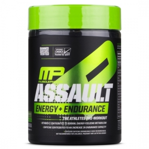 MusclePharm Assault Energy + Endurance 30 serv