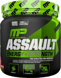 MusclePharm Assault Energy + Strenght 30 serv
