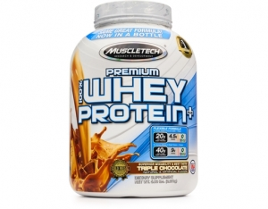 Muscletech Whey Protein Plus 2,3 kg USA