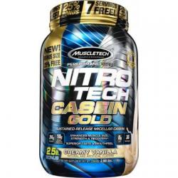 Muscletech Nitro Tech Casein Gold 1,13 kg
