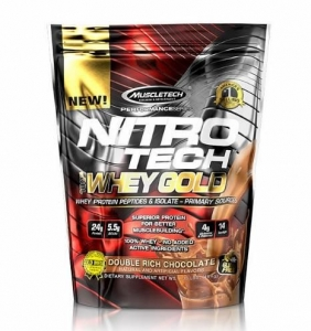 Muscletech Nitro Tech Whey Gold 450 g
