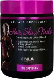 NLA for Her Hair, Skin, & Nails 60 caps