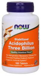 Now Stabilized Acidophilus Three Billion 180 tab