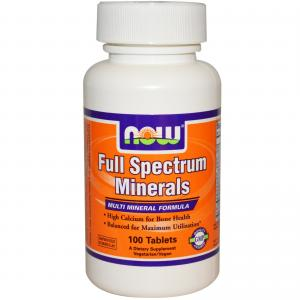 Now Full Spectrum Mineral 100 tab