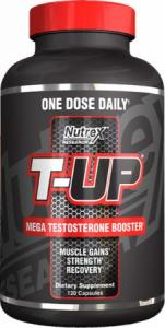 Nutrex T-UP Black 120 caps