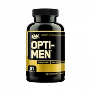 On Opti-Men 21 tab