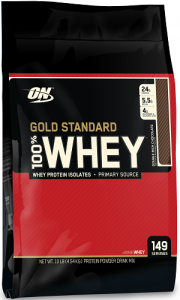 ON Whey Standard Gold 4.5kg