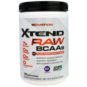 Scivation XTend Raw BCAA`s 30 serv