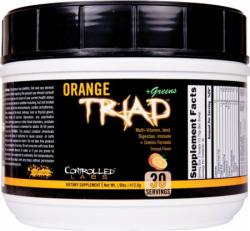 Controlled Labs Orange Triad + Greens 30 serv