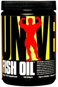 Universal Fish Oil 100 softgel
