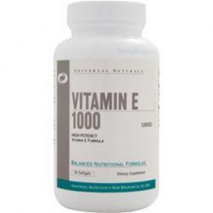 Universal Vitamin E 1000 50 softgel