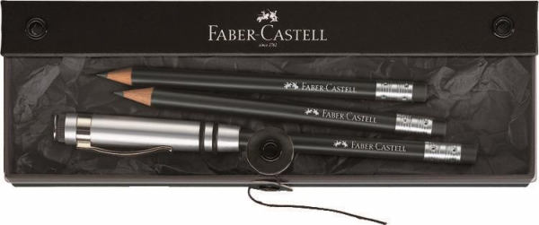 Set Faber-Castell Perfect Pencil Negru Design