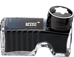 Calimara Cerneala MONTBLANC MIDNIGHT BLACK 60 ml