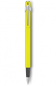 Stilou 849 Metal Yellow Fluo Caran d'Ache