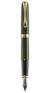 Stilou DIPLOMAT EXCELLENCE EVERGREEN GOLD