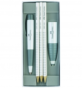 Set Faber-Castell White Edition