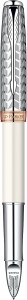 Parker 5th Element Sonnet Premium Feminine Pearl and Metal
