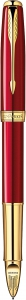 Parker 5th Element Sonnet Laquer Red GT