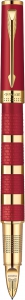 Parker 5th Element Ingenuity Large Daring Red Rubber GT