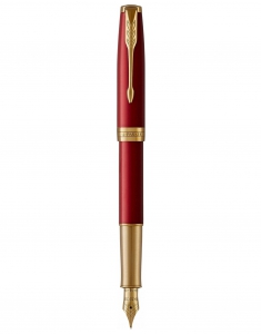 Stilou Parker Sonnet Royal Deep Red Lacquer GT