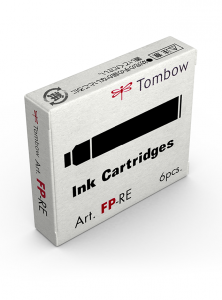 Cartuse Cerneala Standard Mini Black Tombow