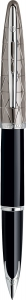 Stilou Waterman Carene Contemporany Black and Gunmetal ST