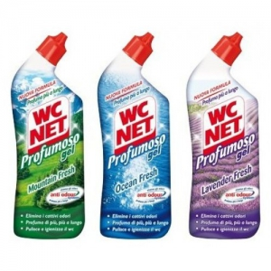 Gel WC NET Parfumoso