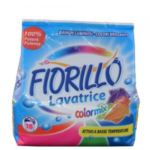 Detergent rufe colorate Fiorillo Colormix (pulbere)