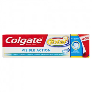 Pastă de dinți COLGATE Total Visible Action 75 ml