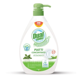 Detergent de vase E DUAL POWER GREENLIFE ECO 1L