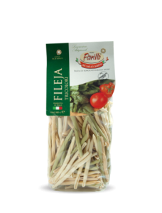 Paste italiene tricolore Fiorillo Fileja 500g