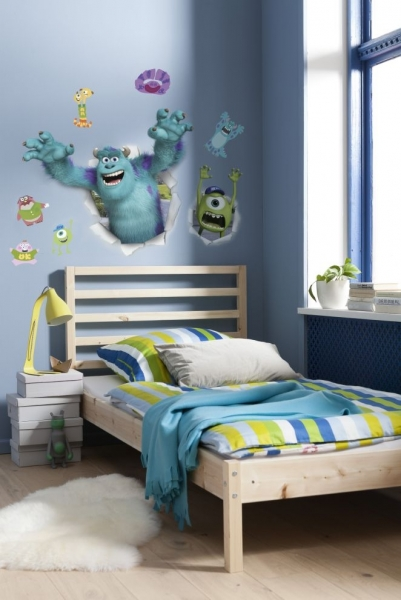 Sticker decorativ 14701 Monsters