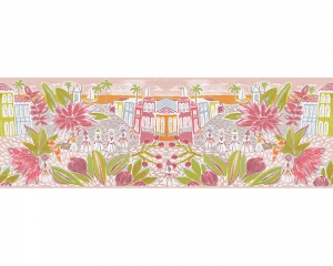 Bordura decorativa 96130-2 Oilily Home