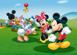 Fototapet FTDm 0706 Mickey Mouse