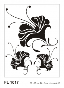 Sticker decorativ FL1017 Floral