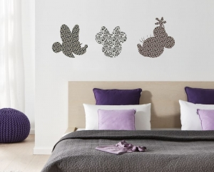 Sticker decorativ 14008 Minnie Art