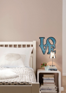 Sticker decorativ 17039 LOVE